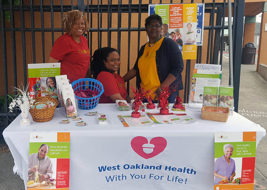 Cal Fresh West Oakland Health