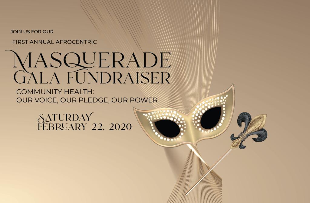 Masquerade Gala Fundraiser