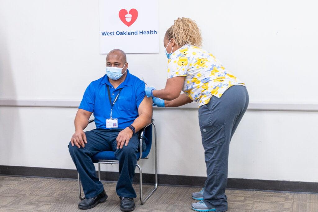 COVID-19 VACCINE, West Oakland Health Council