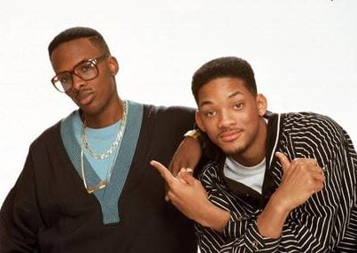 Jazzy Jeff and Fresh Prince