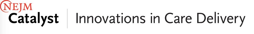 New England Journal of Medicine Catalyst logo
