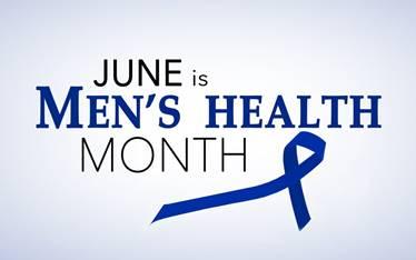 Men's Health Month Flyer